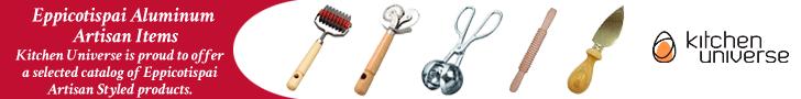 Eppicotispai Aluminum Artisan Items