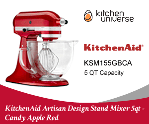 KU - KitchenAid Artisan Design Stand Mixer 5qt - Candy Apple Red
