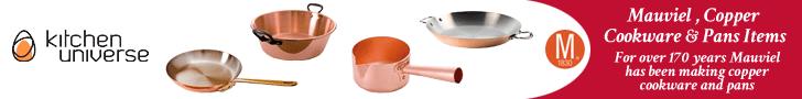 Mauviel Cookware & Pans at kitchen-Universe