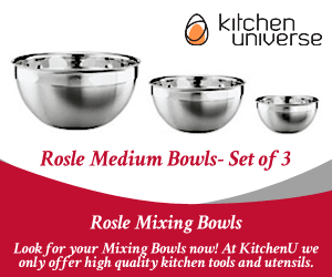 Rosle Medium Bowls- Set of 3