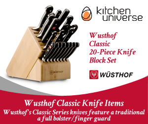 KU - Wusthof Classic 20-Piece Knife Block Set