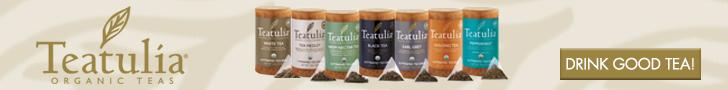 Teatulia Organic Tea