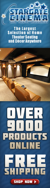 Home Theater Seating and Accessories