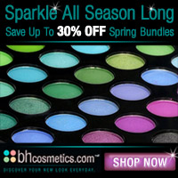 Sparkle All Season Long - Save 30% on Spring Bundles at BH Cosmetics