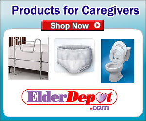 Products for Caregivers