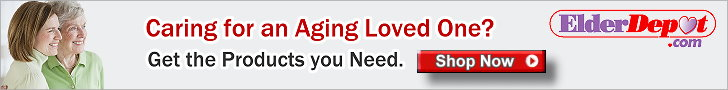 Products to help Care for an Aging Loved One