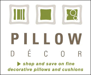 Decorative Pillow from Pillow Decor