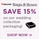 15% Off Gourmet Food and Event Packaging