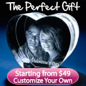 Personalized Crystal Gifts