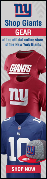 Shop Giants gear at the official online store of the New York Giants!