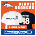Shop the Official Online Team Shop of the Denver Broncos for Manning Gear!
