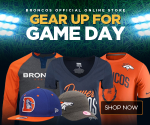 Shop for 2014 Gameday gear at the official online store of the Denver Broncos!
