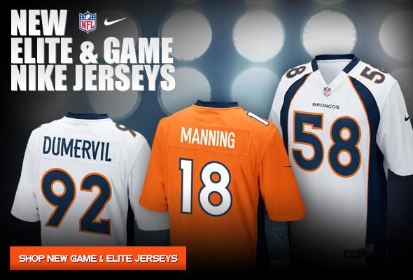 Nike Denver Broncos Jersey