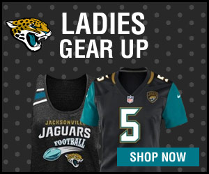 Shop Ladies Gear At The Official Online Store Of The Jacksonville Jaguars!