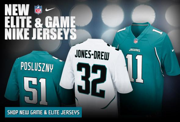 Pre-Order 2012 Nike Jaguars Jerseys
