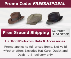 Free Ground Shipping on your $100 order.