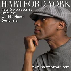 Designer Men's Hats from Hartford York