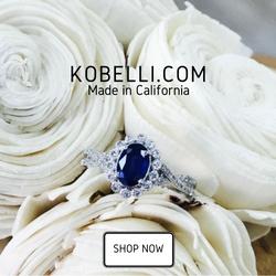 Kobelli sapphire rings