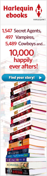 Harlequin eBooks. Click to save now!