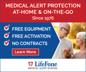 Medical Alert protection AT- HOME