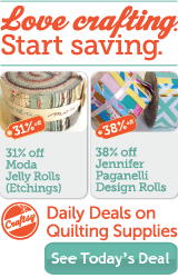 Daily Quilting Deals