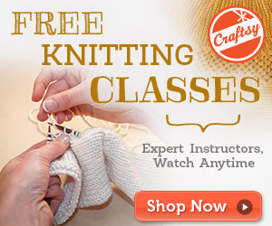 Sign up for a Craftsy class! #affiliate