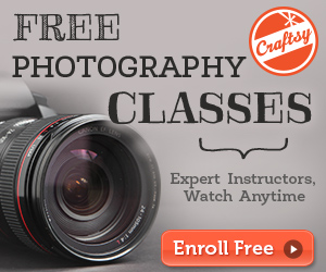 Craftsy Photography Classes