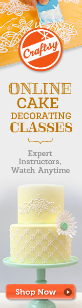 Advanced Fondant Cake Decorating online class at craftsy.com
