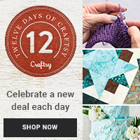 Craftsy online classes and supplies