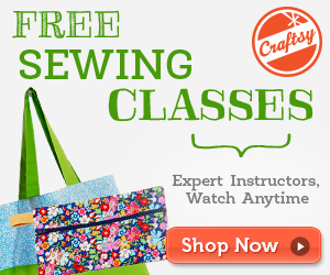 Craftsy free craft classes