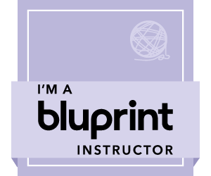 Watch crochet classes at myBluprint.com