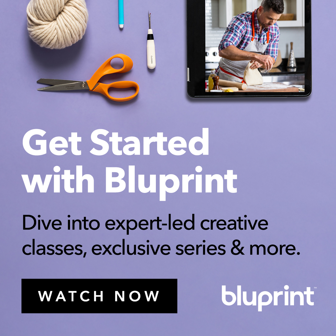 Bluprint Subscriptions Now $7.99 monthly or $79.99 annual through 12/31/18.