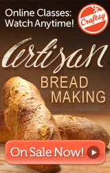 Learn to Bake Your Own Bread!