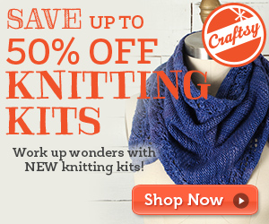 Save on knitting kits
