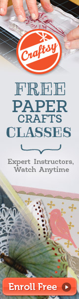 free classes paper crafts video lessons