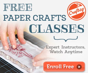 free paper craft classes online