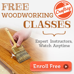 Craftsy Woodworking