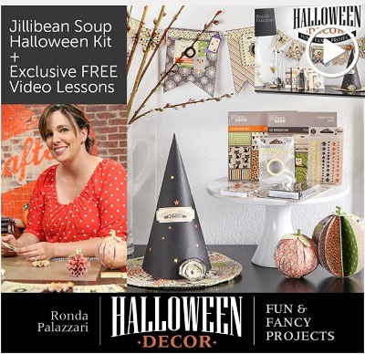 Jillibean Soup Halloween Kit from Craftsy
