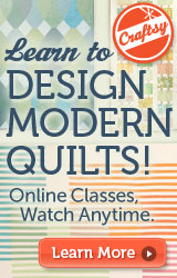 Online Modern Quilts Class