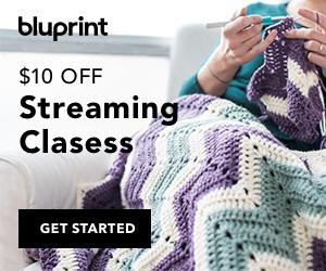Enjoy $10 Off A Year Of Creativity! Get started at mybluprint.com through 4/15/19.