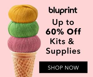 Up To 60% Off Kits & Supplies at shop.mybluprint.com 5/23-5/26/19.