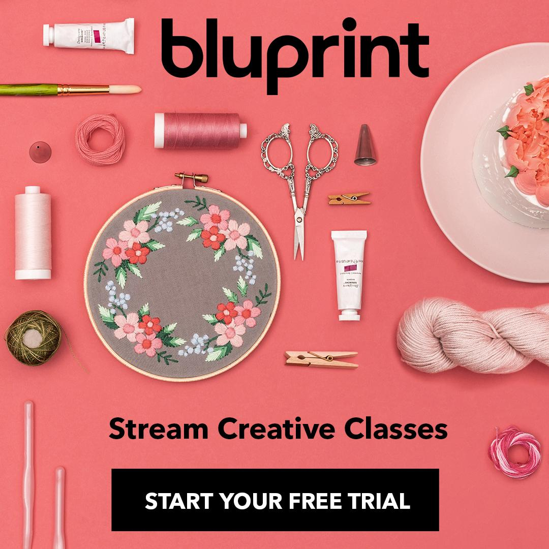 Start your 7-Day Free Bluprint Trial at myBluprint.com now!