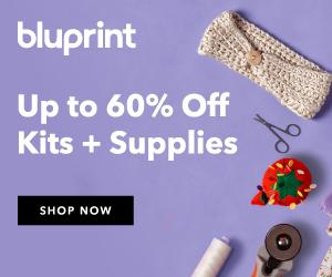 Up To 60% Off Kits & Supplies at shop.myBluprint.com 1/17-1/20/19.