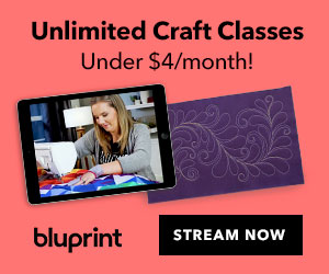 Craft more joyful moments with unlimited access to 1,300+ classes, projects and more — for less than $4/month!