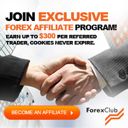 Forex Club International Affiliate Program