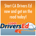 Start California drivers ed online today!