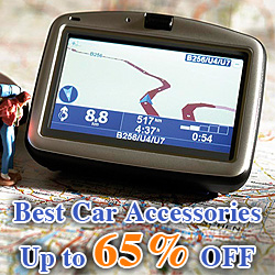 Up to 65% OFF Car Accessories + Free shipping