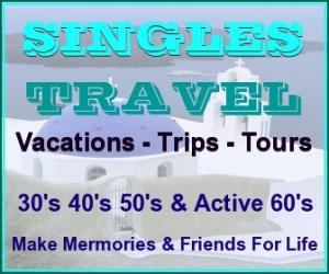 Singles Vacations all ages