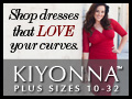 Stylish Plus Size Cocktail Dresses at Kiyonna