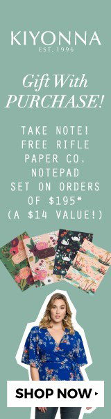 Free Rifle Paper Co. Notepad Set On Orders of $195*